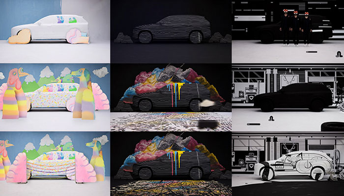 Volvo Art Session 2015 – Das Timelapse Video