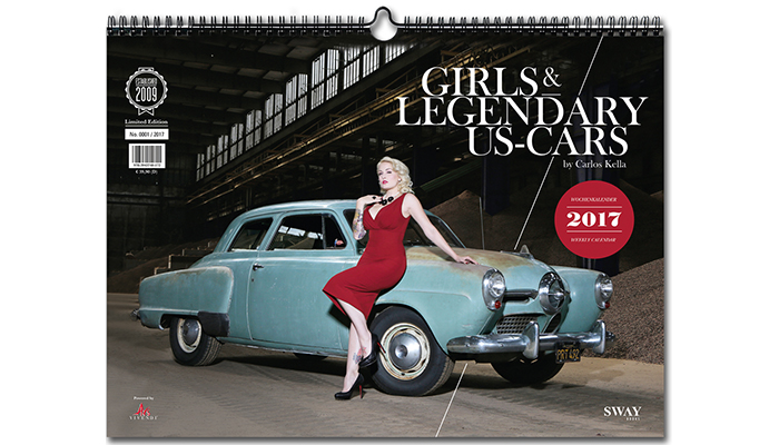 SWAY comes your way in 2017: Girls & legendary US-Cars
