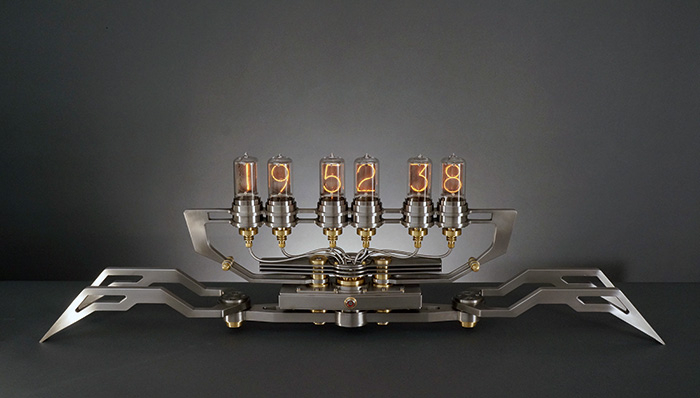 Nixie Machine
