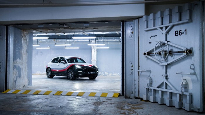 Macan Turbo Exclusive Performance Edition
